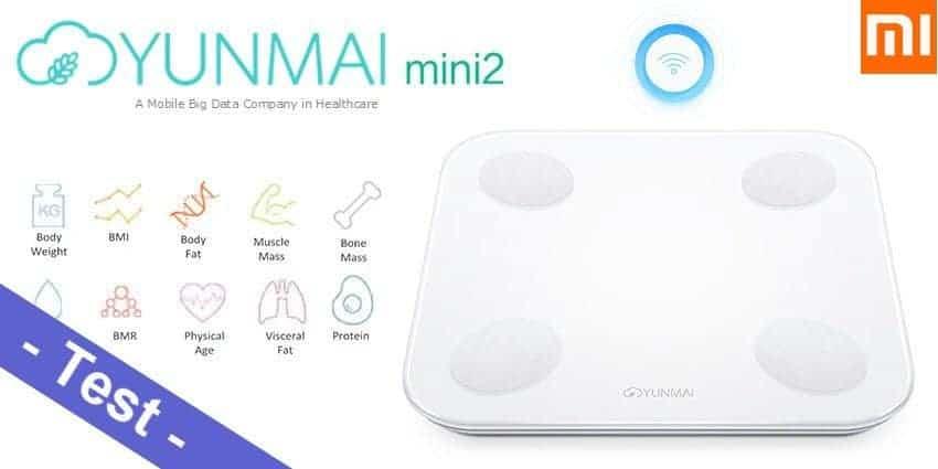 Im Test - die Yunmai Balance aka Xiaomi Mi Smart Scale Mini 3