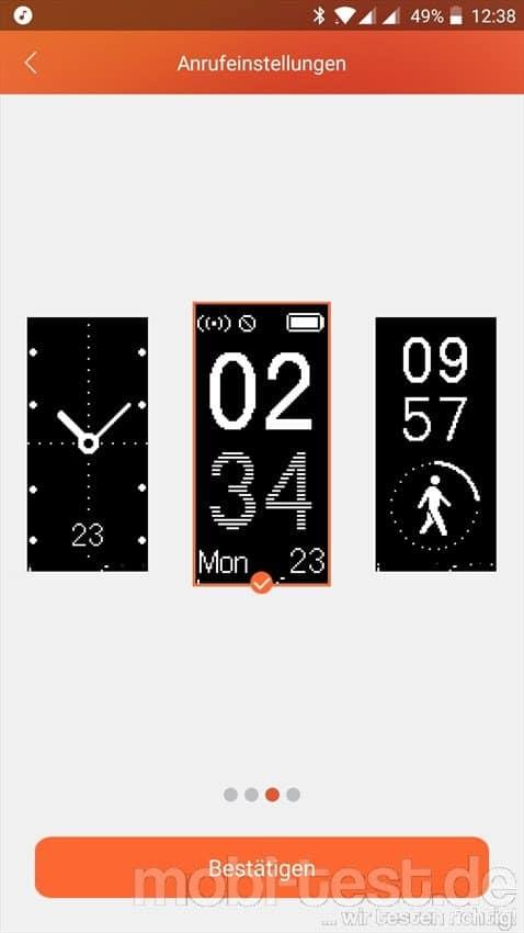 Yg3 Plus Smart Band Id115hr Veryfit Pro App 33 Mobi Test