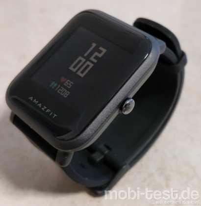 Im Test Die Xiaomi Amazfit Bip Watch Lite Smartwatch