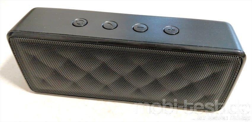 amazonbasics bsk30 bluetooth lautsprecher 3 mobi test. Black Bedroom Furniture Sets. Home Design Ideas