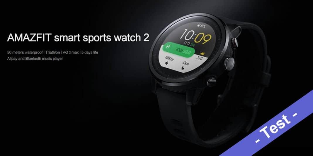 Im Test Die Amazfit Stratos Aka Amazfit Smart Sports Watch 2