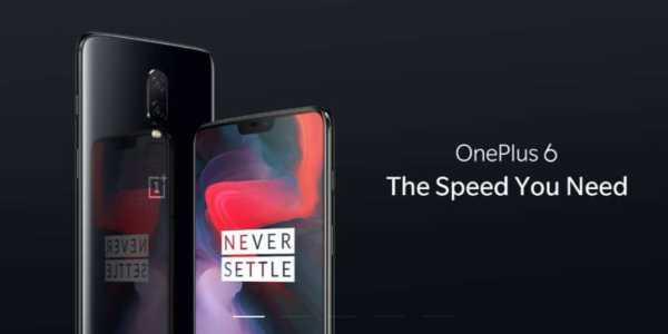 OnePlus 6 - ab sofort bei Amazon zur Vorbestellung