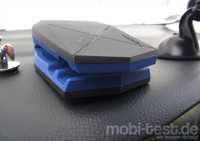 spigen stealth auto handyhalterung 0 mobi test. Black Bedroom Furniture Sets. Home Design Ideas