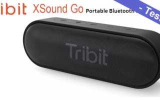 Im Test – der Tribit XSound Go Portable Bluetooth Speaker
