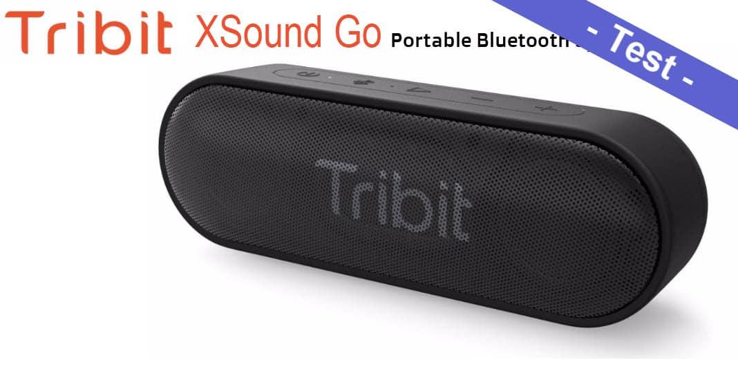 Im Test - der Tribit XSound Go Portable Bluetooth Speaker