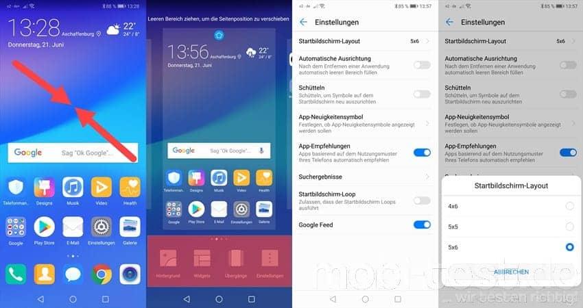 Huawei P20 P20 Lite Und P20 Pro Die Allerbesten Tipps Und Tricks