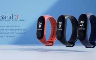 Xiaomi Mi Band 3 - alle Daten und Infos zum Fitnesstracker