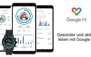 Google Fit Update - welche Neuerungen bringt das große Update?