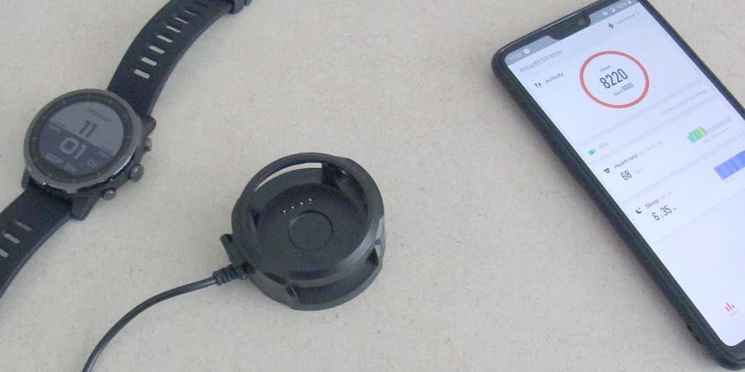 Amazfit Stratos Ladegerät - das hier ist die beste Alternative zum Original