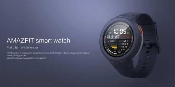 Amazfit Verge - die neue Smartwatch hat einiges zu bieten