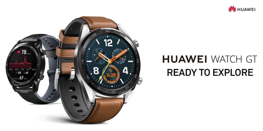 Huawei Watch GT -  ohne Wear OS für mehr Akkulaufzeit