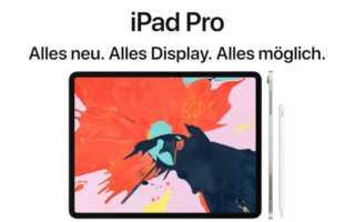 iPad Pro – jetzt mit ohne Home-Button und USB-C