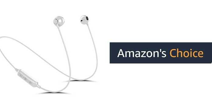 Bluetooth Wireless in-ear Kopfhörer - Amazon Choice im Test