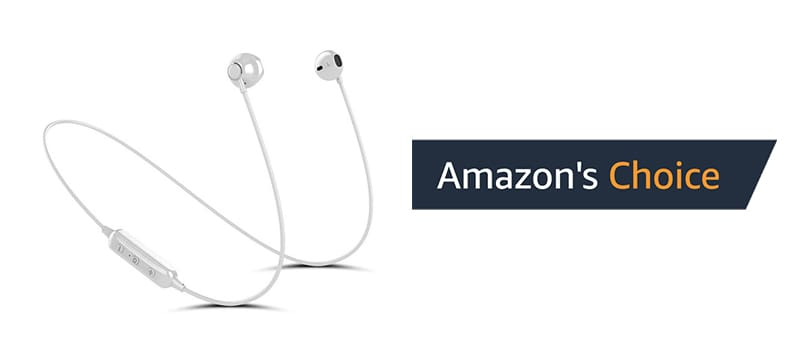 Bluetooth Wireless in-ear Kopfhörer - Amazon Choice im Test