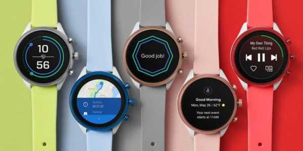 Fossil Sport - eine bunte Smartwatch mit Wear OS