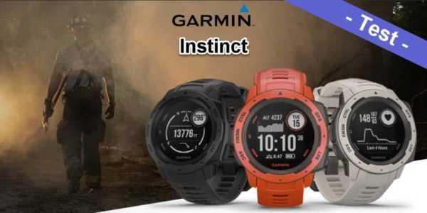 garmin instinct test wie gut ist die smartwatch im. Black Bedroom Furniture Sets. Home Design Ideas