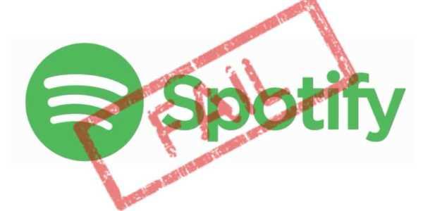 Spotify behauptet meine Tochter gehört nicht zur Familie