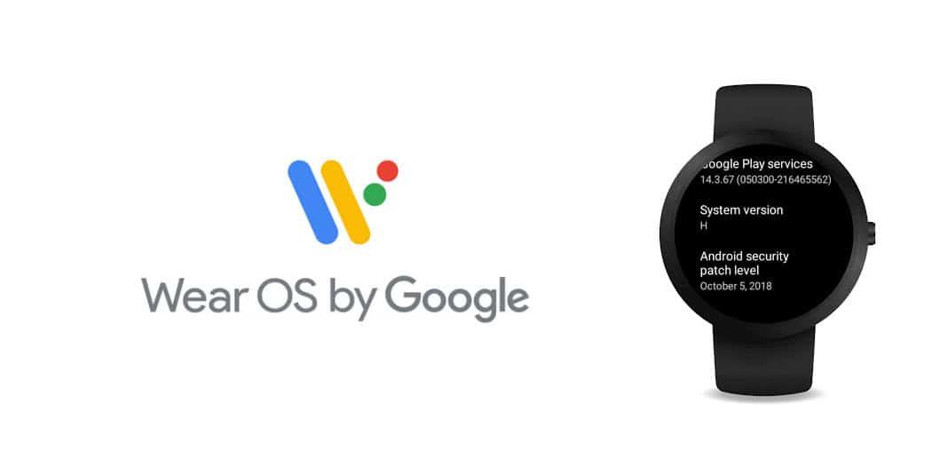 Wear OS Update auf Version H wird verteilt