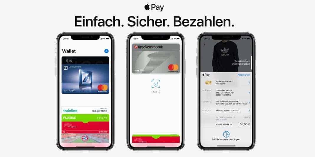 Apple Pay Endlich Auch In Deutschland Und Diese Banken Sind Dabei