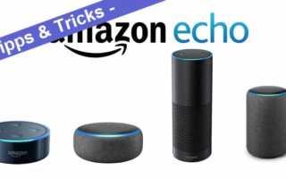 Amazon Echo (Dot) zurücksetzen – diesen Tipp muss man unbedingt beachten