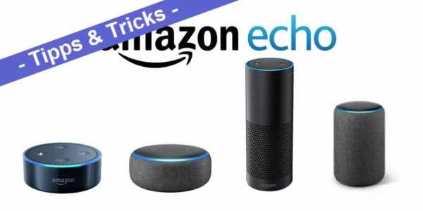 Amazon Echo (Dot) zurücksetzen - diesen Tipp muss man unbedingt beachten