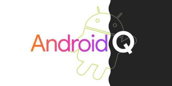Android Q - frühe Build zeigt viele neue Funktionen
