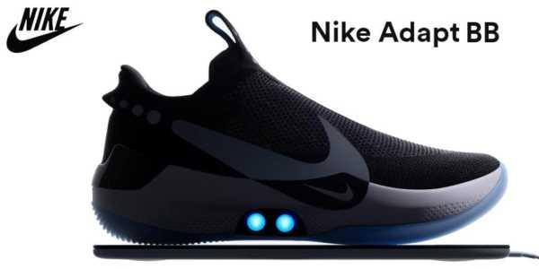 e2a98b14539967 Nike Adapt BB - jetzt wird auch der Schuh smart - mobi-test