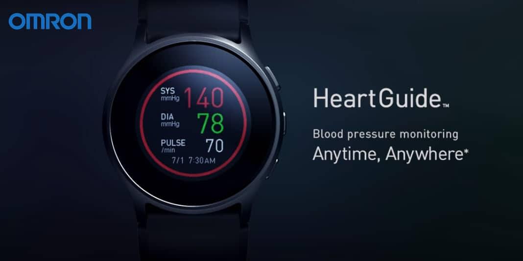 Omron HeartGuide - die erste Smartwatch mit präziser Blutdruckmessung