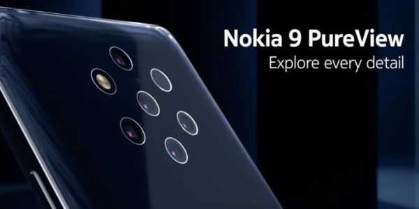 Nokia 9 PureView - viele Linsen aber sonst nur Durchschnitt