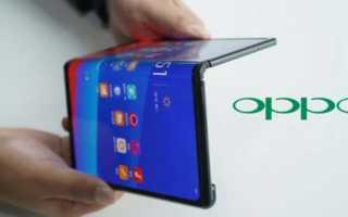 Oppo zeigt ein faltbares Smartphone aber irgendwoher kennt man es schon…
