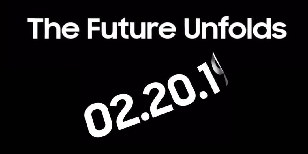 Samsung Unpacked 2019 - das Foldable könnte ganz anders aussehen als viele denken