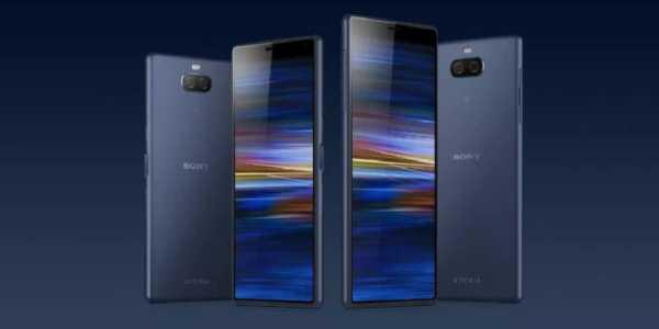 MWC 2019 - Sony Xperia 1, Sony Xperia 10 und Sony Xperia 10 Plus vorgestellt