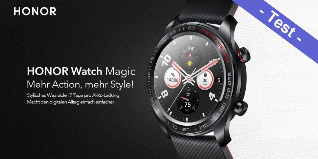 Honor Watch Magic Test - wie gut ist die günstige Smartwatch wirklich?
