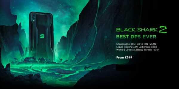 Xiaomi Black Shark 2 - ein High-End Gamer Smartphone mit mehreren Haken