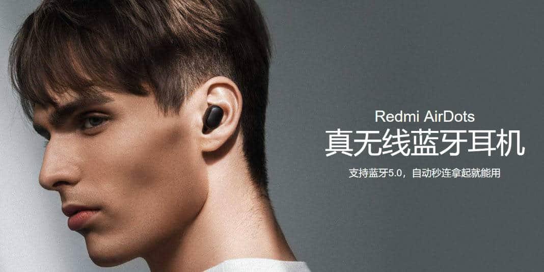 Xiaomi Redmi AirDots - neuer Name und neue Farbe für das TWS Headset