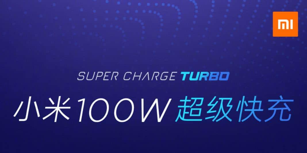 Xiaomi Super Charge Turbo liefert bis zu 100 Watt