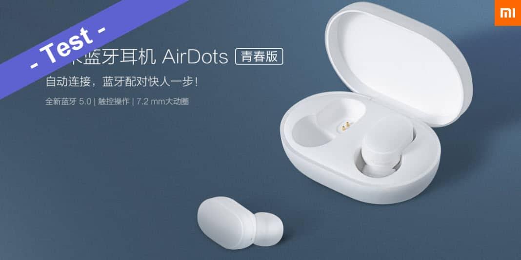 Xiaomi AirDots Test - komplett kabellos glücklich?