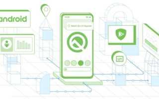 Android Q – das sind die wichtigsten Neuerungen