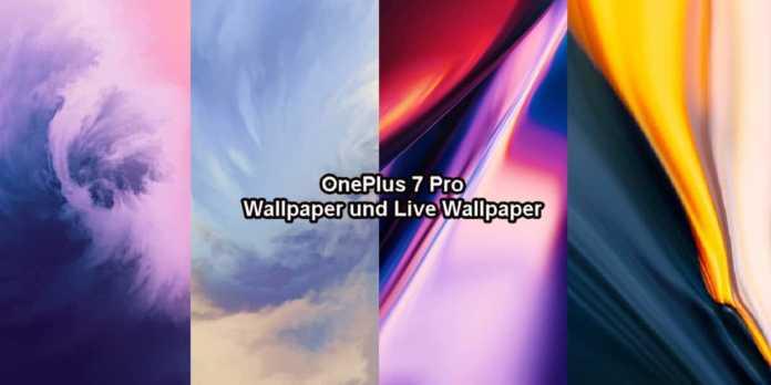 OnePlus 7 Pro - alle Wallpaper, Live Wallpaper und Zen ...
