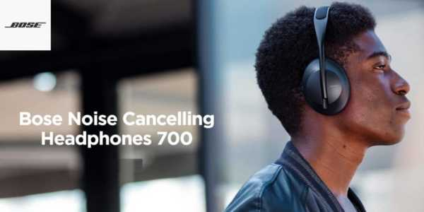 Bose Noise Cancelling Headphones 700 vorgestellt
