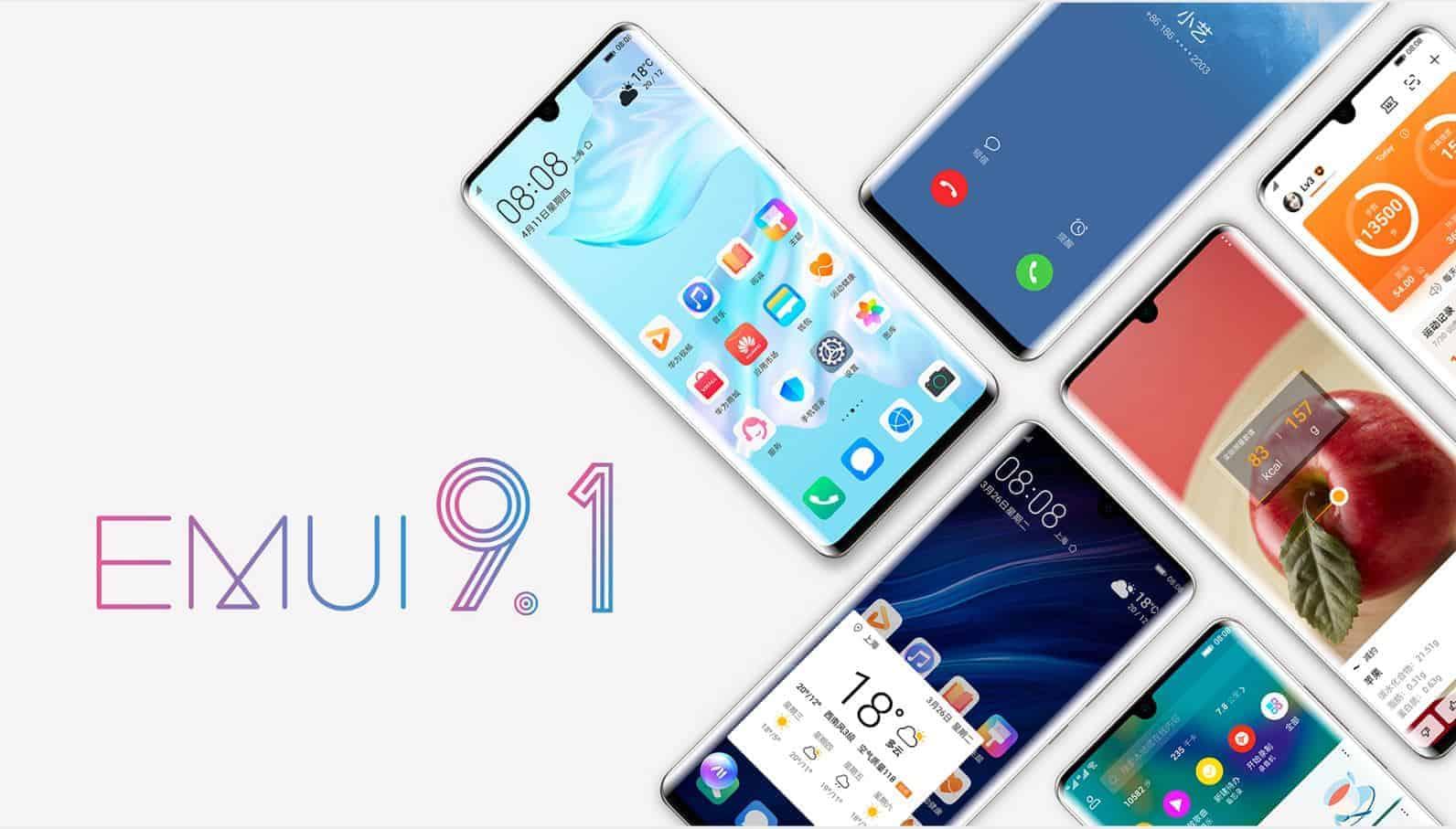 Huawei Update auf EMUI 9.1 ab Ende Juni offiziell bestätigt