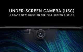Oppo stellt die In-Display Frontkamera offiziell vor
