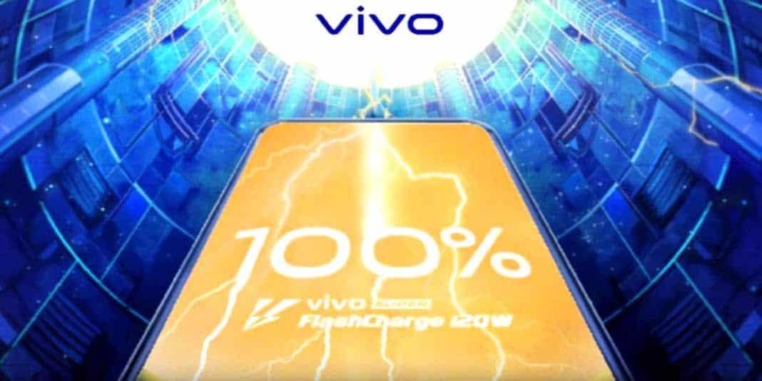 Vivo 120W Super FlashCharge - lädt zwar schnell aber wann?