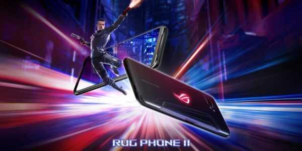 ASUS ROG Phone II - das Smartphone für echte Gamer