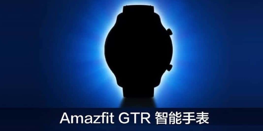 Amazfit GTR - am 16. Juli wird eine neue Smartwatch vorgestellt