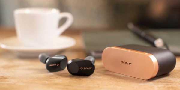 Sony WF-1000XM3 - neues True Wireless Headset mit Noise Canceling