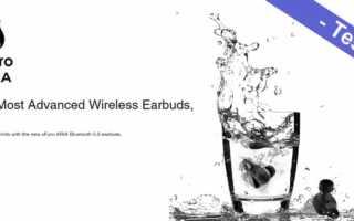 xFyro Aria Test - eigentlich ist dieses True Wireless Headset richtig gut...