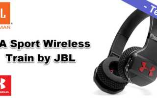 UA Sport Wireless Train Test - wie gut ist dieses Sport On-Ear Headset?