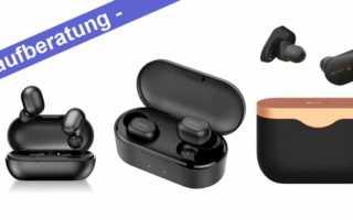 Kaufberatung - die besten TWS Bluetooth Headsets in verschiedenen Preisklassen