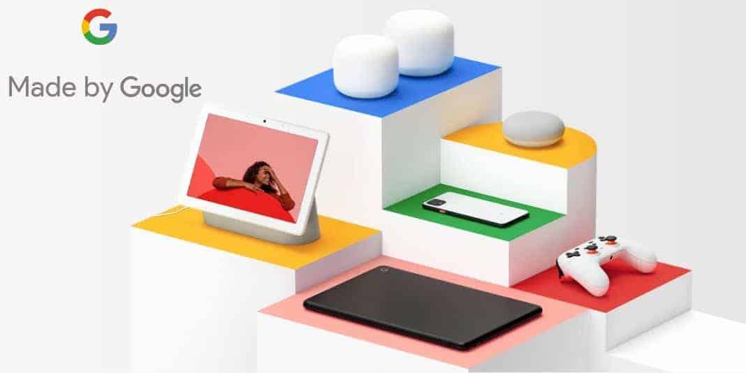 Google Nest Mini und Google Pixel Buds 2 - weitere Neuheiten #madebygoogle